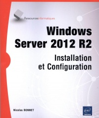Vignette du livre Windows Server 2012 R2: installation et configuration