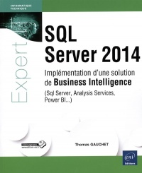 Vignette du livre SQL Server 2014: implémentation d'une solution de business...