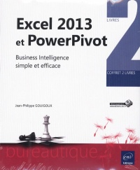 Vignette du livre Excel 2013 et PowerPivot : business intelligence simple...