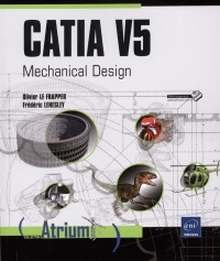 Vignette du livre CATIA V5: mechanical design