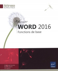 Word 2016: fonctions de base