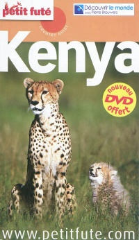 Vignette du livre Kenya: Country guide