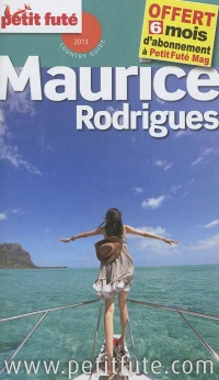Vignette du livre Maurice, Rodrigues 2013 (Country guide)
