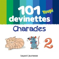 101 devinettes : charades - Frédéric Joos