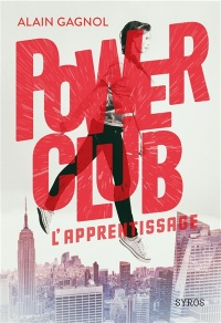 Vignette du livre Power club : l'apprentissage