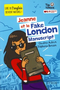 Vignette du livre Jeanne et le fake London Manuscript