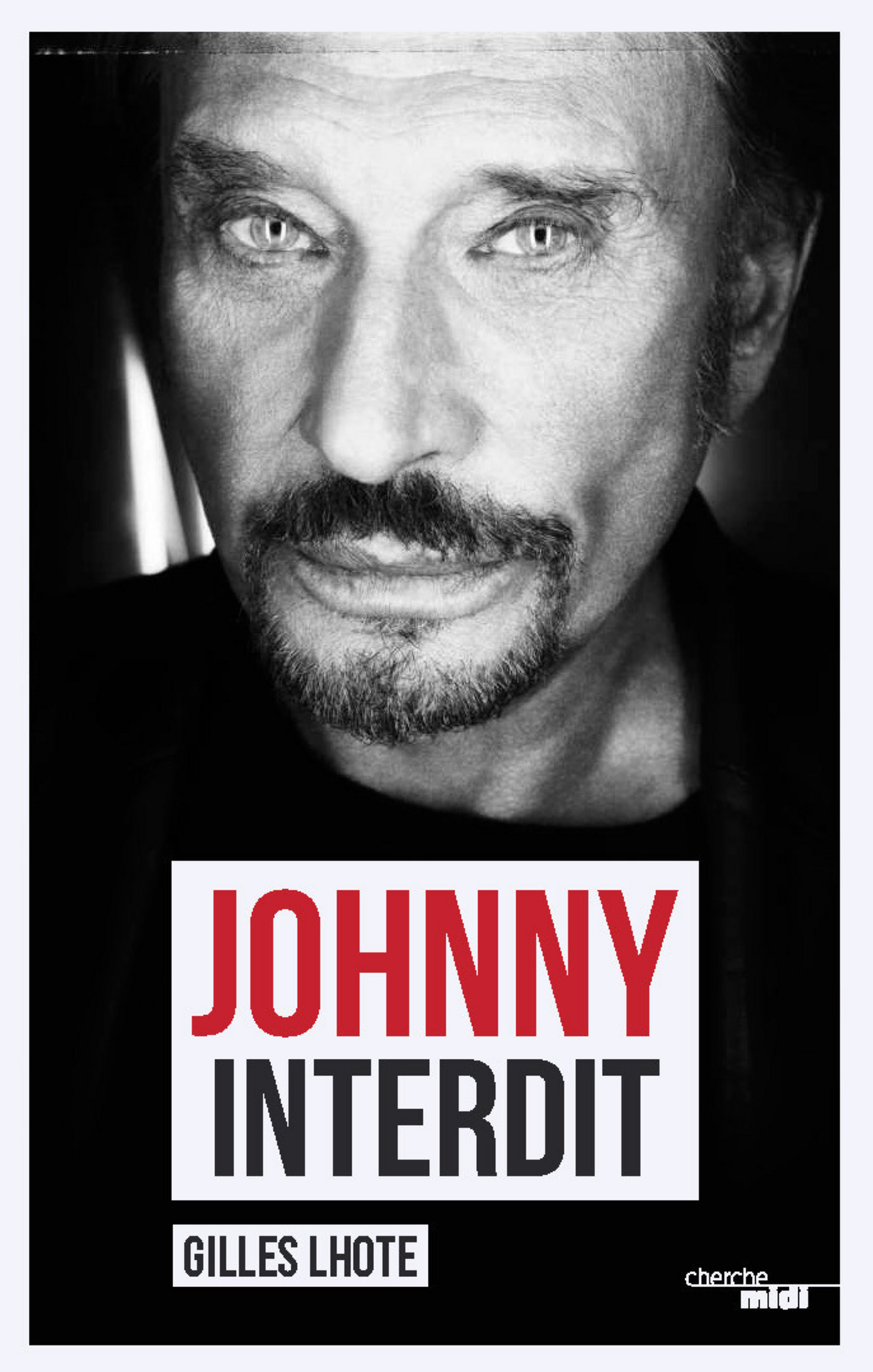 Vignette du livre Johnny interdit