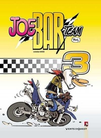 Vignette du livre Joe Bar Team Volume 3