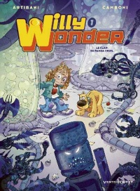 Vignette du livre Willy Wonder T.1 : Le clan du Panda cruel