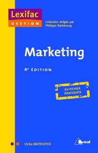 Vignette du livre Marketing