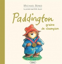 Vignette du livre Paddington: graine de champion