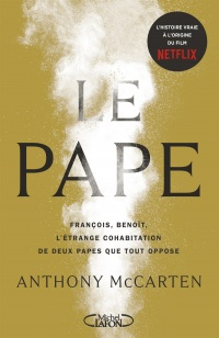 Le pape - Anthony McCarten