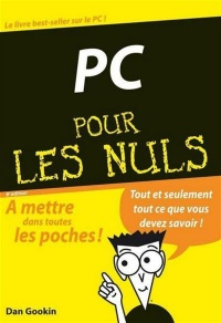 Vignette du livre PC WINDOWS VISTA PR NUL - Dan Gookin