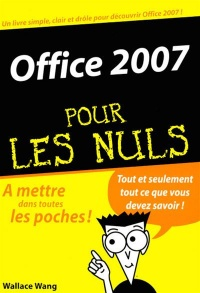 Office 2007  pour Nul - Wallace Wang