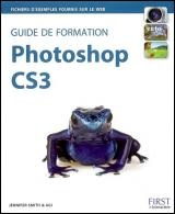 Vignette du livre Guide de Formation Photoshop CS3