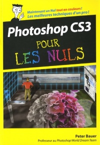 Vignette du livre Photoshop CS3 - Peter Bauer