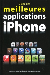 Vignette du livre Guide des meilleures applications iPhone