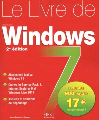 Vignette du livre Le livre de Windows 7