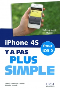 Vignette du livre iPhone 4S: y a pas plus simple
