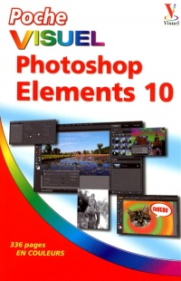 Vignette du livre Photoshop Elements 10
