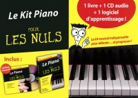 Kit piano pour les nuls - Blake Neely
