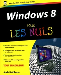 Windows 8 pour les nuls - Andy Rathbone