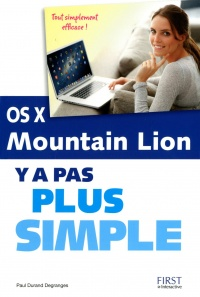 Vignette du livre OS X Mountain Lion: y a pas plus simple