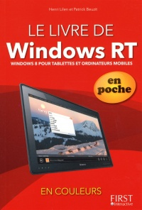 Vignette du livre Livre de Windows RT (Le):Windows 8 pour tablettes et ordi.mobiles