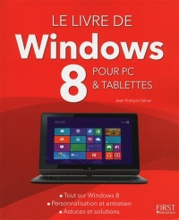 Vignette du livre Livre de Windows 8 (Le)