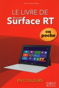 Vignette du livre Livre de Surface (RT and Pro): en poche, en couleurs
