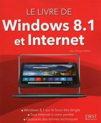Vignette du livre Livre de Windows 8.1 et Internet (Le)