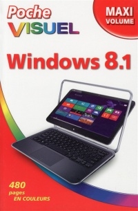 Vignette du livre Windows 8.1