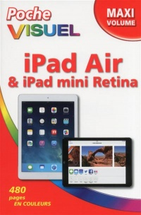 Vignette du livre iPad Air & iPad mini Retina - Guy Hart-Davis