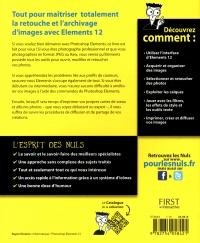 PHOTOSHOP ELEMENTS 12 POUR..NULS, TED PODOVA revers