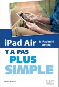 Vignette du livre iPAD Air et iPad mini Retina: y a pas plus simple - Servane Heudiard