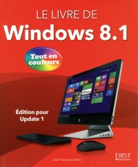Vignette du livre Livre de Windows 8.1 tout en couleurs: version Update 1