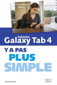 Vignette du livre Tablette Galaxy Tab 4: y a pas plus simple