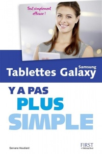 Vignette du livre Tablettes Samsung Galaxy: y a pas plus simple