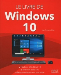 Vignette du livre Le livre de Windows 10