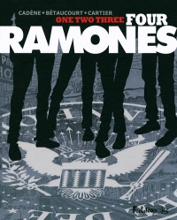 Vignette du livre One-two-three-four, Ramones !