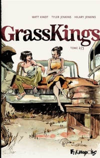 Vignette du livre Grass Kings T.2