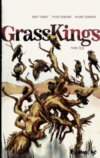 Vignette du livre Grass Kings T.3