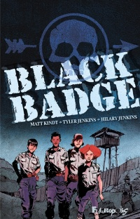 Black Badge, Tyler Jenkins