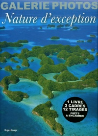 Vignette du livre Nature d'exception : ma galerie de photos