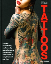Tatoos :Les plus beaux tatoos, traditionnels, japonais,maoris.... - Doralba Picerno