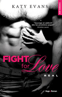 Vignette du livre Fight for love t01 -real