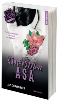 Vignette du livre Marked Men T.6 : Asa