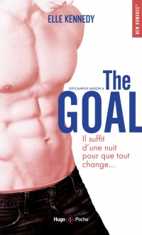 Vignette du livre Off-campus T.4 : The Goal