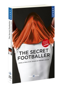 Vignette du livre The Secret Footballer