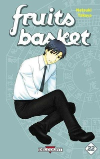 Vignette du livre Fruits Basket T.22